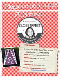 Kaitlins Klobberfest